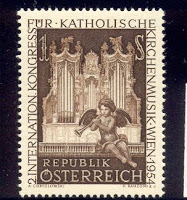 Austria music week organ