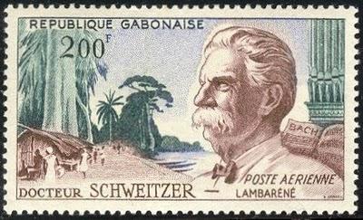 Gabon Schweitzer